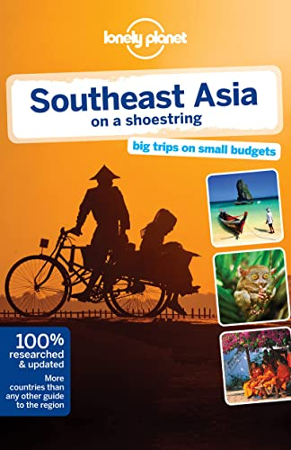 9781742207537: Southeast Asia on a shoestring 17 (Country Regional Guides)
