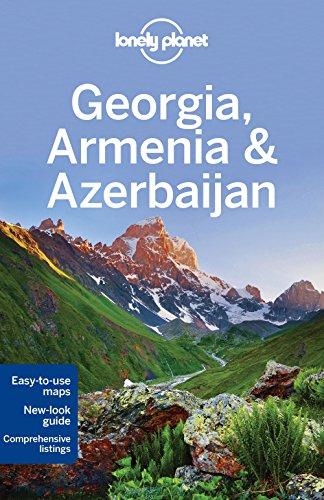9781742207582: Lonely Planet Georgia, Armenia & Azerbaijan (Travel Guide)