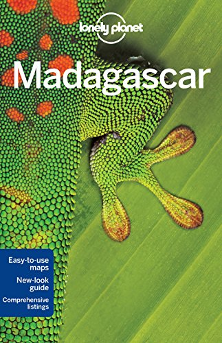 Lonely Planet Madagascar (Paperback): Lonely Planet, Emilie Filou, Anthony Ham