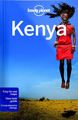 9781742207827: Lonely Planet Kenya (Travel Guide)