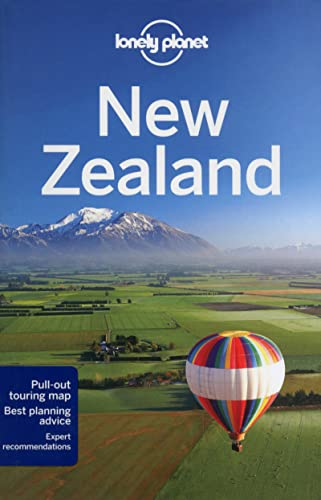Lonely Planet New Zealand (Travel Guide): Lonely Planet, Rawlings-Way,