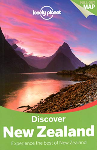 Lonely Planet Discover New Zealand (Travel Guide): Planet, Lonely; Rawlings-Way,
