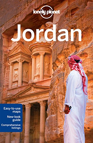 Jordan 9781742208015 #1 best-selling guide to Jordan* Lonely Planet Jordan is your passport to the most relevant, up-to-date advice on what to see and skip, and what hidden discoveries await you. Explore the ancient city of Petra, experience life in the desert wilderness at a Bedouin camp and float in the Dead Sea; all with your trusted travel companion. Get to the heart of Jordan and begin your journey now! Inside Lonely Planet Jordan Travel Guide: Colour maps and images throughout Highlights and itineraries help you tailor your trip to your personal needs and interests Insider tips to save time and money and get around like a local, avoiding crowds and trouble spots Essential info at your fingertips - hours of operation, phone numbers, websites, transit tips, prices Honest reviews for all budgets - eating, sleeping, sight-seeing, going out, shopping, hidden gems that most guidebooks miss Cultural insights give you a richer, more rewarding travel experience - archaeology, Biblical sites, people, society, traditional crafts, cuisine, etiquette, landscapes, wildlife. Over 44 maps Covers Ammam, Jerash, Irbid, Jordan Valley, Dead Sea, Madaba, Mt Nebo, Wadi Mujib, Petra, Wadi Musa, Aqaba, Wadi Rum, Desert Highway, Azraq and more The Perfect Choice: Lonely Planet Jordan, our most comprehensive guide to Jordan, is perfect for both exploring top sights and taking roads less travelled. Looking for more extensive coverage? Check out our Lonely Planet Middle East guide for a comprehensive look at all the region has to offer. Authors: Written and researched by Lonely Planet, Jenny Walker and Paul Clammer. About Lonely Planet: Since 1973, Lonely Planet has become the world's leading travel media company with guidebooks to every destination, an award-winning website, mobile and digital travel products, and a dedicated traveller community. Lonely Planet covers must-see spots but also enables curious travellers to get off beaten paths to understand more of the culture of the place