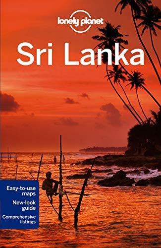 Lonely Planet Sri Lanka (Paperback): Lonely Planet, Ryan Ver Berkmoes, Stuart Butler