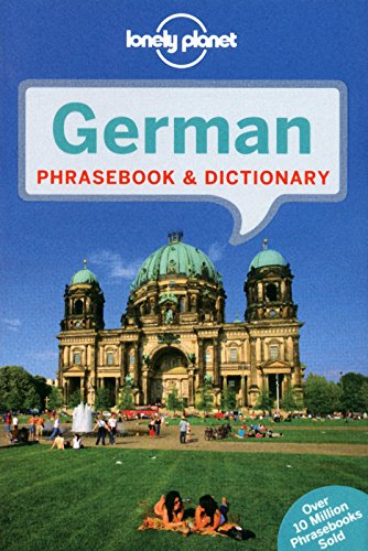 Lonely Planet German Phrasebook & Dictionary (174220810X) by Lonely Planet