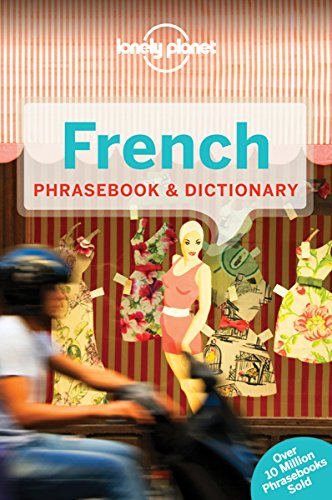9781742208114: Lonely Planet French Phrasebook & Dictionary