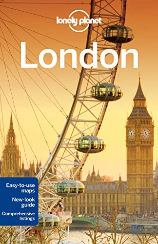 9781742208732: Lonely Planet London (Travel Guide)