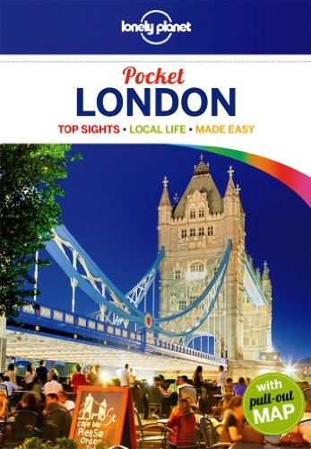 9781742208763: Lonely Planet Pocket London (Travel Guide)