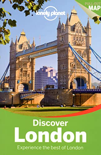 9781742208800: Lonely Planet Discover London (Travel Guide)