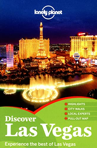 9781742209524: Lonely Planet Discover Las Vegas (Travel Guide)