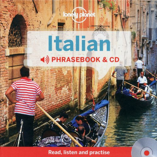 9781742209661: Lonely Planet Italian Phrasebook and Audio CD (Lonely Planet Phrasebook: Italian (W/CD))