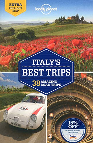 9781742209876: Lonely Planet Italy's Best Trips (Travel Guide)