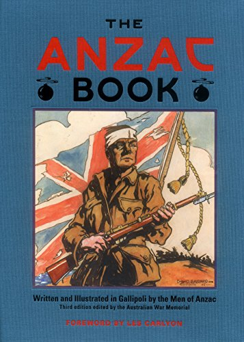 The Anzac Book (Hardback)