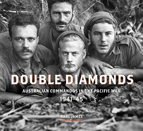 9781742234922: Double Diamonds: Australian Commandos in the Pacific War, 1941-45