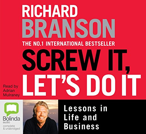 Screw It, Let's Do It (1742338062) by Richard Branson