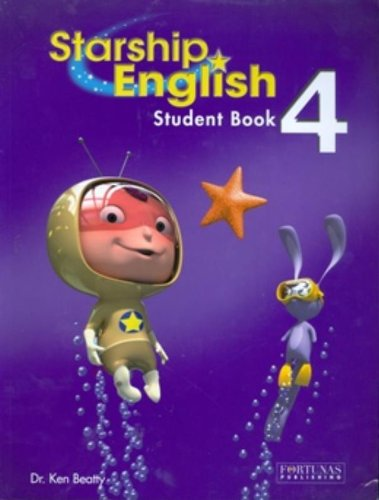 9781742359038: Starship English, Student Book 4 [With CDROM]