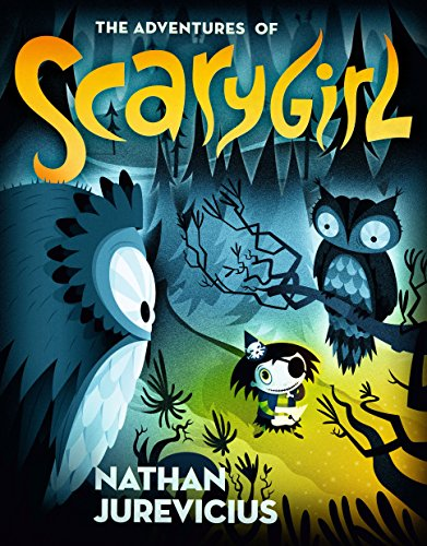 9781742372938: The Adventures of Scarygirl