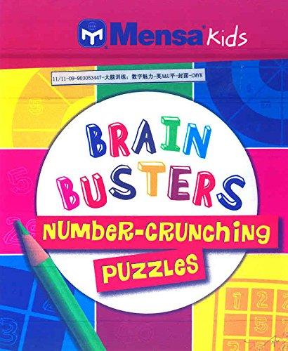 Brainbusters Number-Crunching (Paperback): Skitt Carolyn