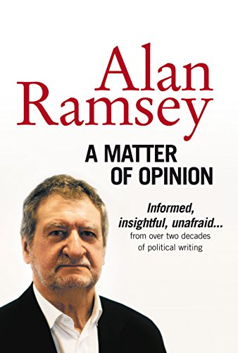 9781742374277: A Matter of Opinion