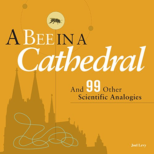 9781742376493: A Bee in a Cathedral: And 99 Other Scientific Analogies