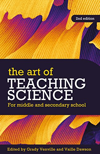 9781742376592: The Art of Teaching Science: For Middle and Secondary School