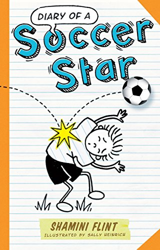 9781742378251: Diary of a Soccer Star