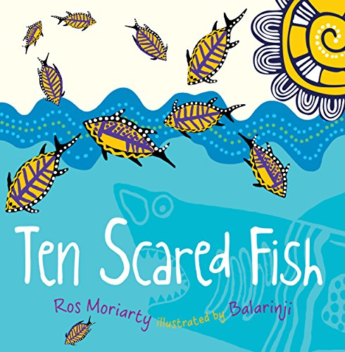 9781742379128: Ten Scared Fish