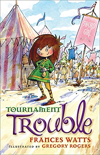 9781742379890: The Tournament Trouble (Sword Girl)