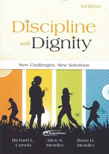 9781742392813: Discipline with Dignity: New Challenges New Soloutions