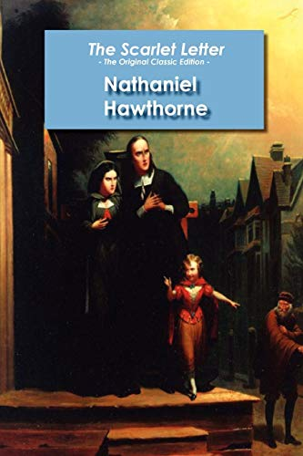 9781742445267: The Scarlet Letter - The Original Classic Edition