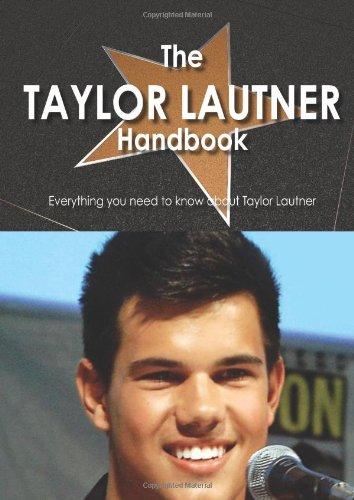 9781742448251: The Taylor Lautner Handbook