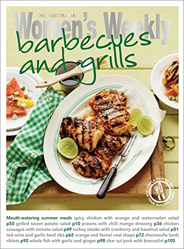 9781742451138: Barbecues and Grills (The Australian Women's Weekly: New Essentials)