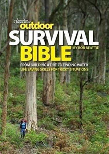 9781742452883: Australian Geographic Outdoor Survival Bible