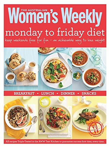 9781742454283: Monday to Friday Diet (The Australian Women's Weekly Essentials)