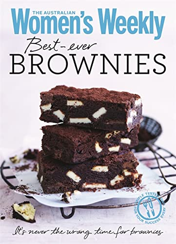 9781742454375: Best-ever Brownies: Classic and quirky recipes for foolproof brownies and blondies (The Australian Women's Weekly Minis)