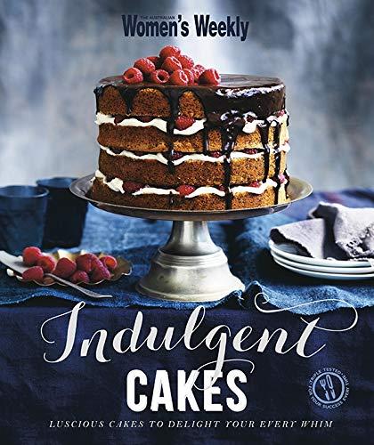 9781742454757: Indulgent Cakes (The Australian Women's Weekly)