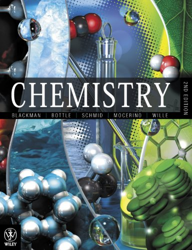 Chemistry: Allan Blackman