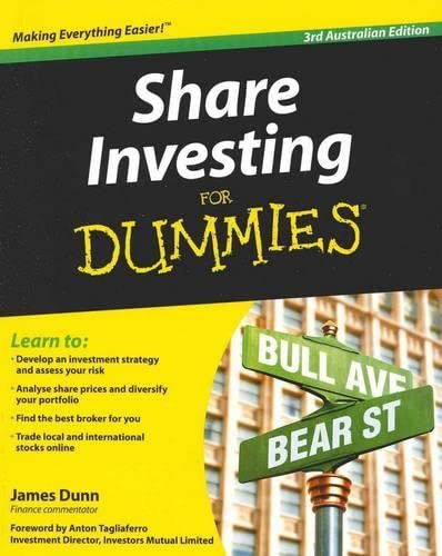 9781742468891: Share Investing For Dummies
