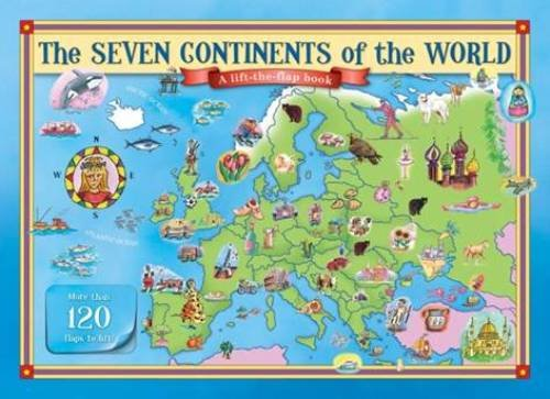 9781742481166: The Seven Continents of the World.