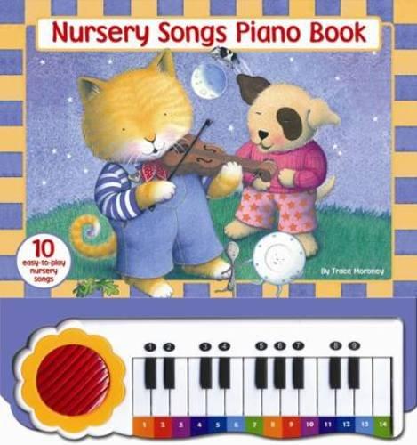 Nursery Songs Piano Book.