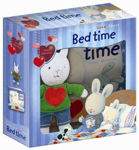 9781742482927: The Things I Love About Bedtime with Bunny