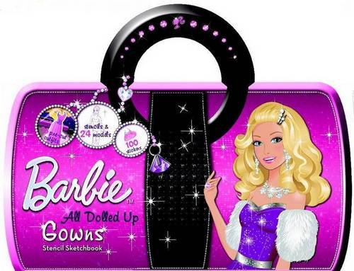 9781742484891: Barbie All Dolled Up Gowns