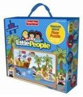 9781742485492: Fisher Price Little People Treasure Island Floor Puzzle (Fisher Price Little People Puz)