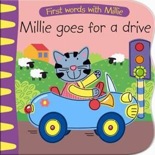 9781742485843: Millie Goes for a Drive (Millie Board Books)