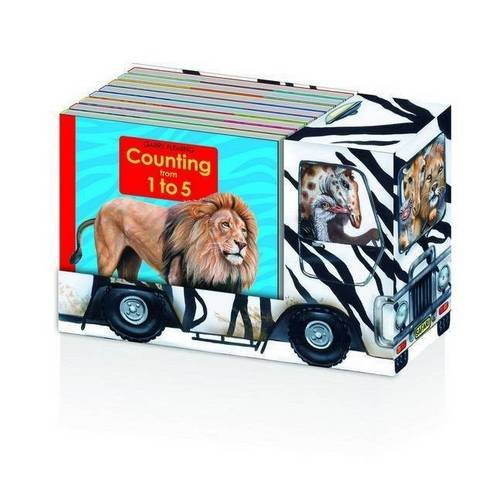 9781742486192: Garry Fleming Safari Vehicle Box Set