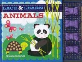 9781742487137: Lace and Learn Animals