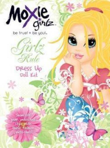 9781742487618: Moxie Girlz Rule Paper Doll Kit