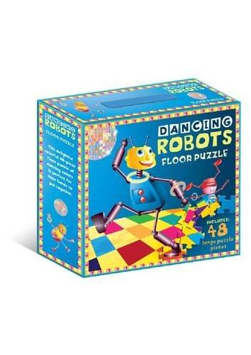 9781742487649: Dancing Robots Floor Puzzle