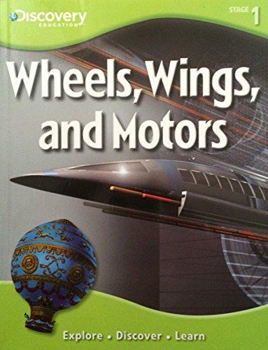 9781742521596: Wheels, Wings, and Motors