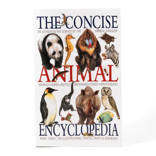 9781742522517: The Concise Animal Encyclopedia